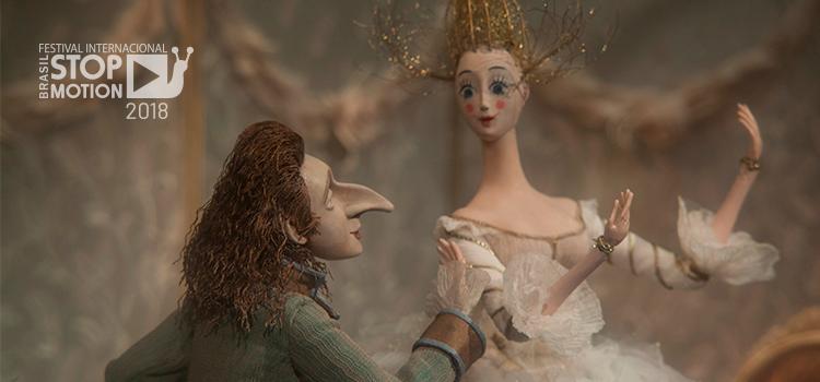 Cinema da Fundação recebe Festival Internacional Brasil Stop Motion 2018