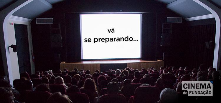 Cinema da Fundação reabre nesta quinta-feira (08)
