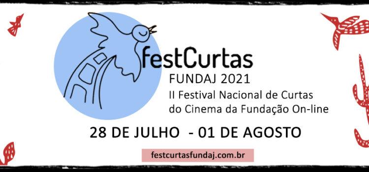 Começa o FestCurtas Fundaj 2021