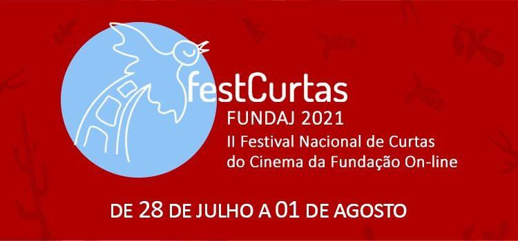 FestCurtas Fundaj 2021 alcança mais de 350 inscrições